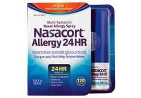 nasal steroid sprays cost