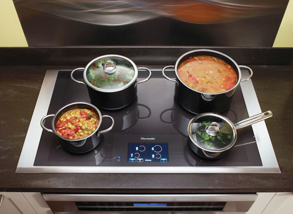 Pros and cons of induction cooktops cooktop reviews for Induction oven pros and cons