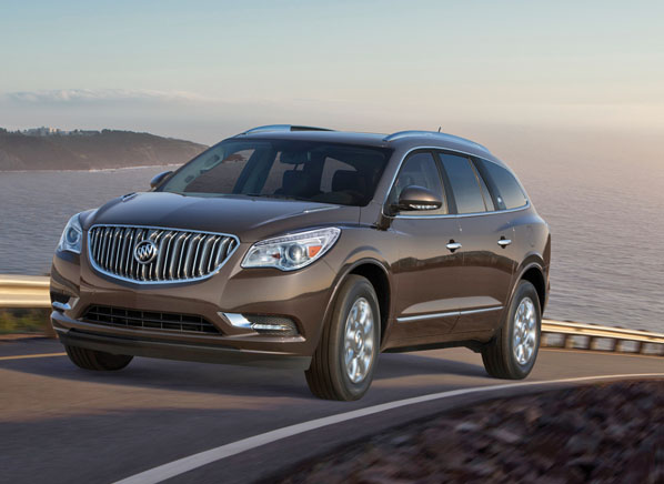 2014 Buick Enclave Three Row Suv Consumer Reports News