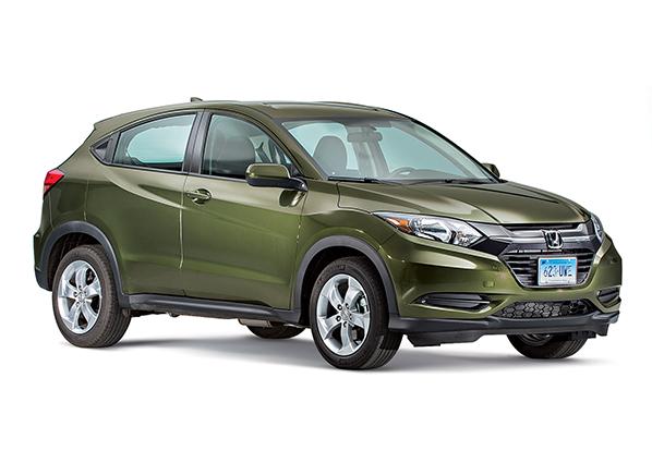 Honda Hr V Review Consumer Reports