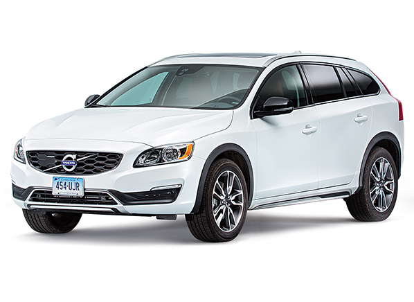 2015.5 Volvo V60 Cross Country Wagon Review - Consumer Reports