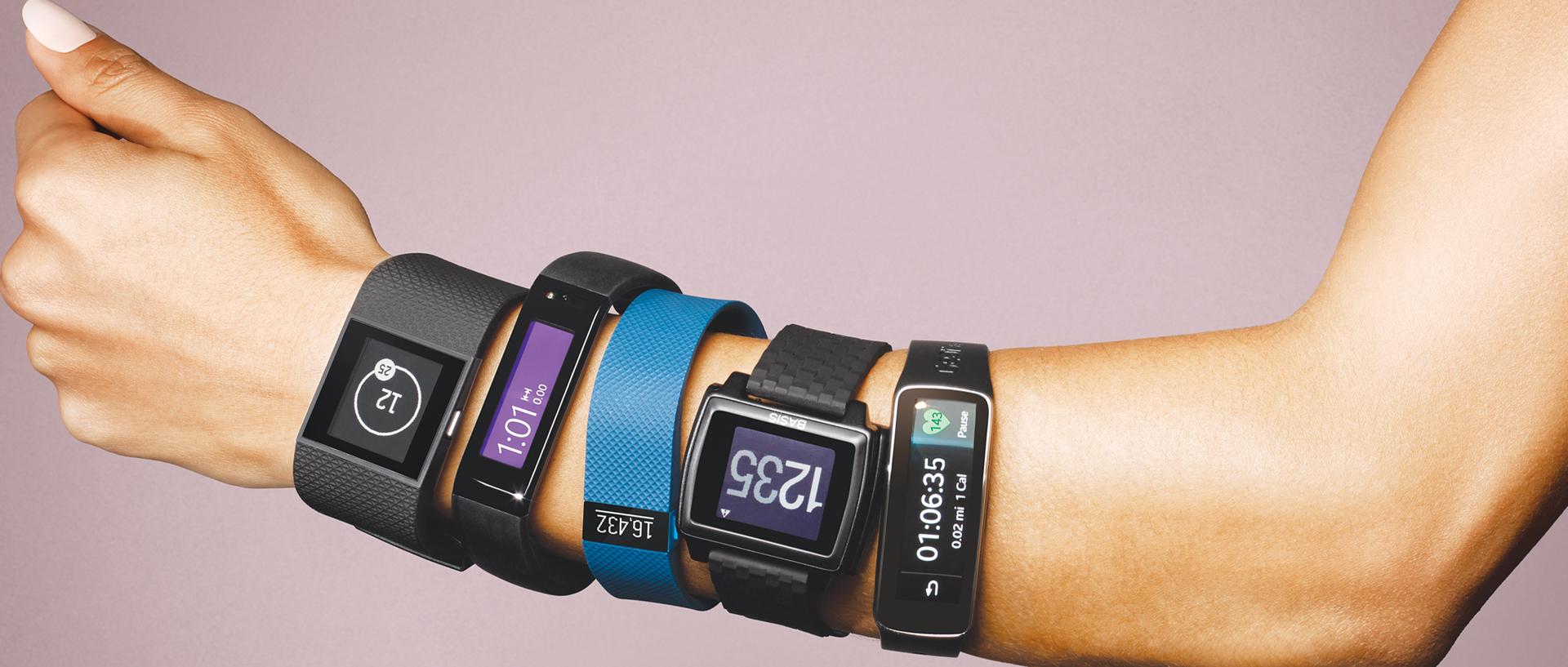 Fitness Tracker Werbegeschenk