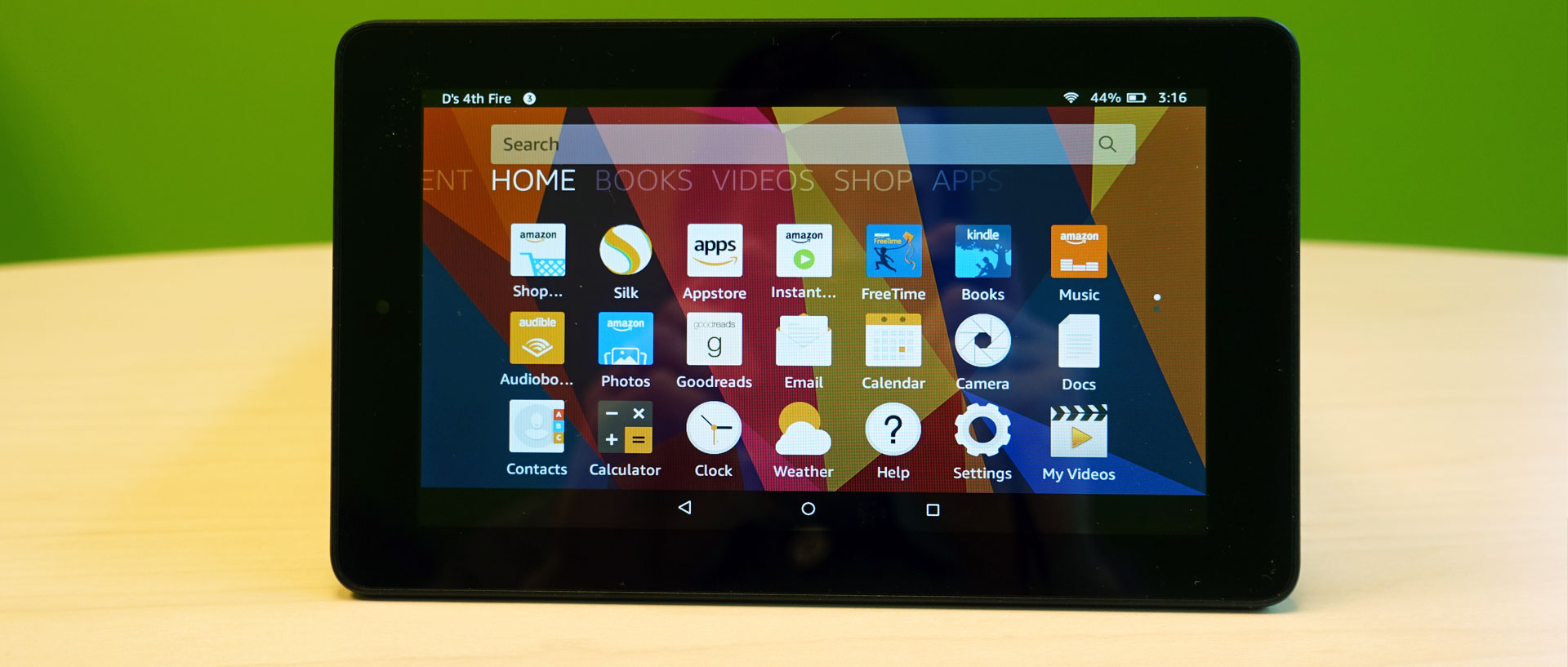 Amazon Fire Tablet First Look Consumer Reports