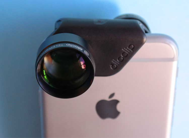 This is an Olloclip Active Lens Kit