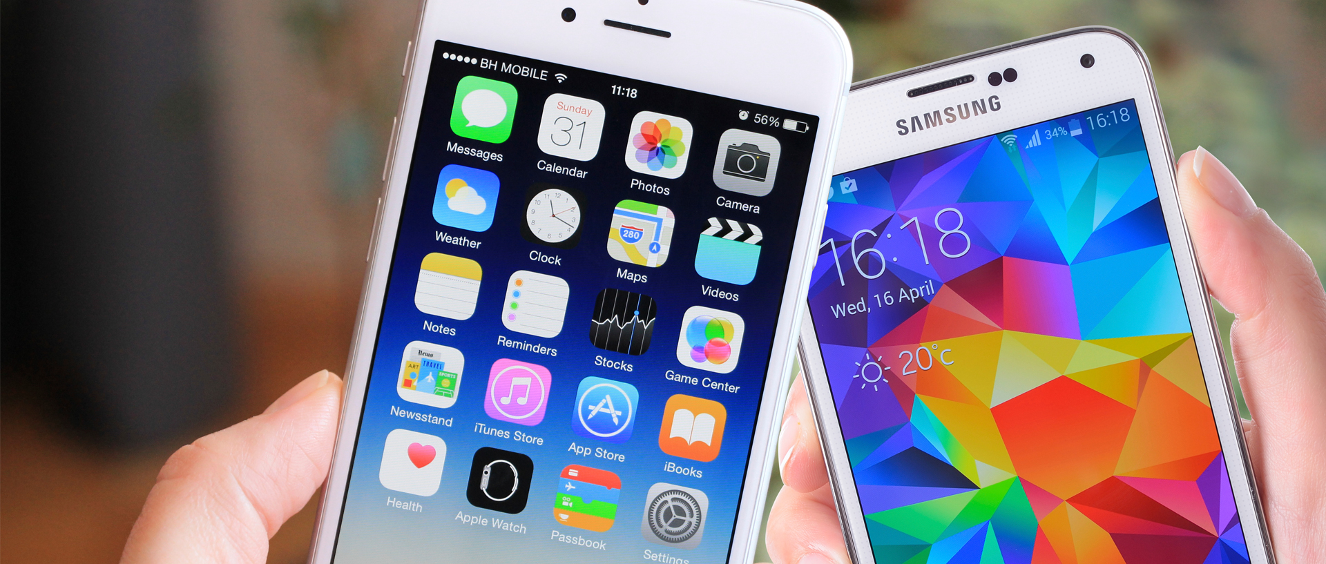 Android or iPhone: What Kind of Person Are You? Consumer Reports #1563B6