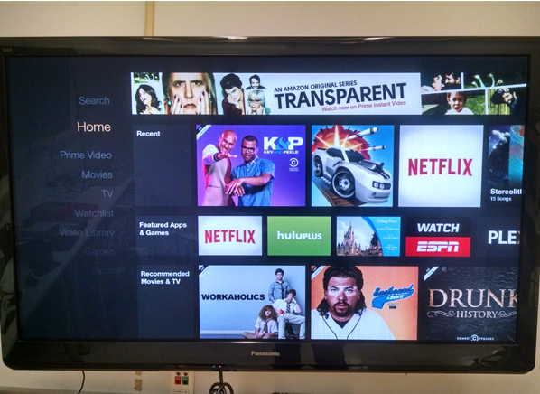 Amazon Fire Tv Stick First Look Review Consumer Reports