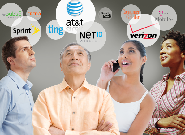 Compare business cell phone plans