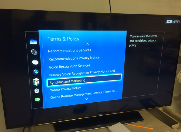 How To Turn Off Snooping Features On Smart Tvs