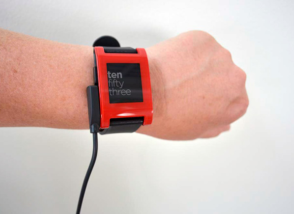 Pebble watch review wearable computing consumer reports for Pebble watches