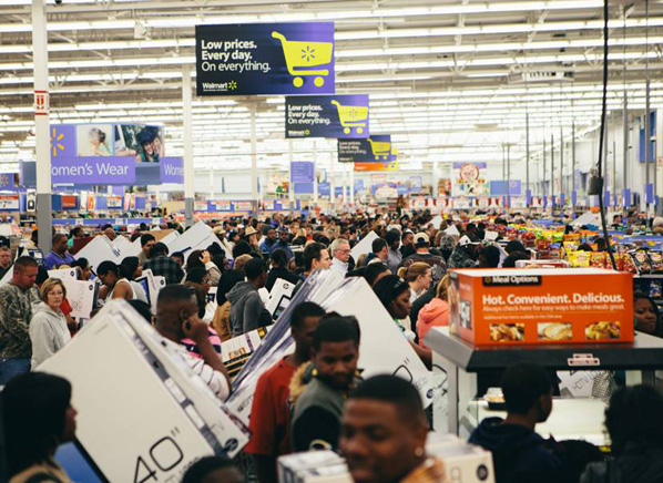 Walmart Black Friday 2013 Deals For Flat Screen Tvs And