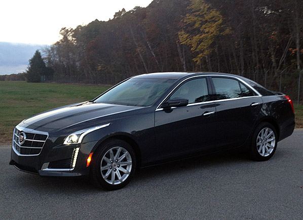 2014 Cadillac Cts Just In Consumer Reports News