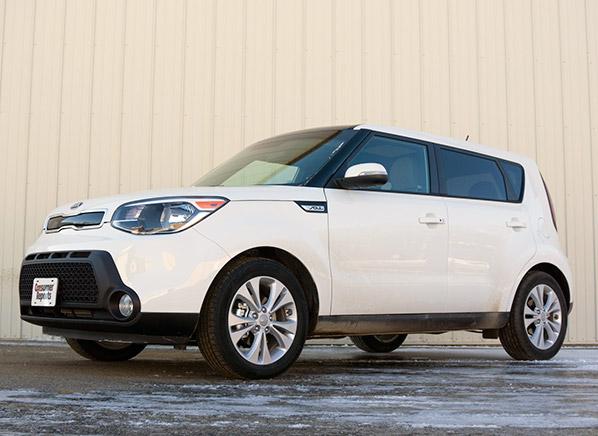 2014 Kia Soul Full Featured Car Consumer Reports News