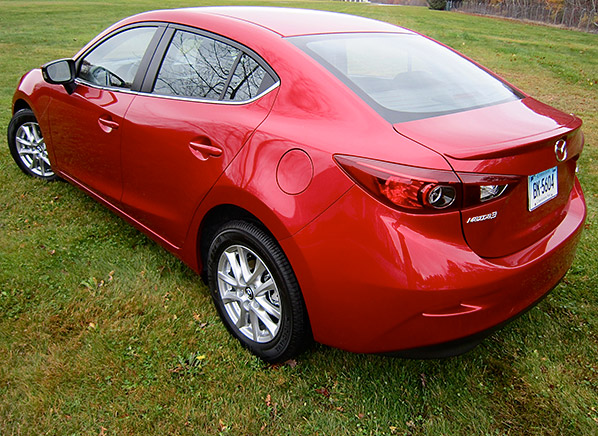 2014 Mazda3 First Drive Consumer Reports News