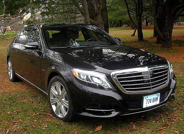 2014 Mercedes Benz S550 Costs As Much As A House