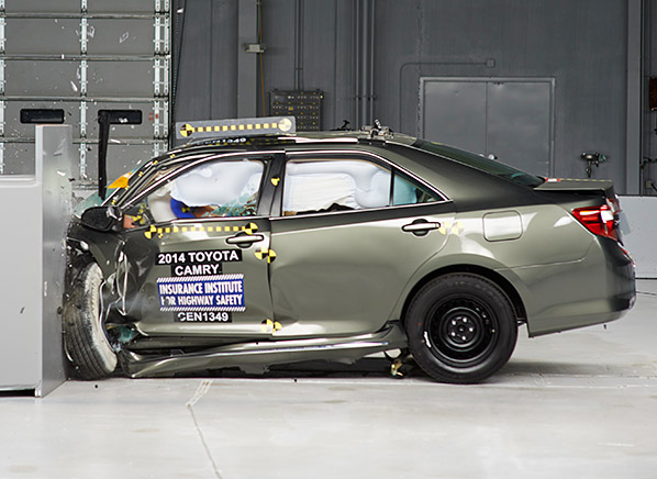 Toyota Camry Recommended Car Safety Consumer Reports News