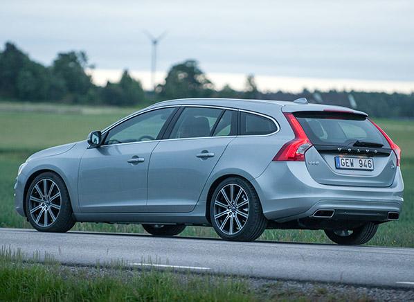 2014 Volvo V60 | Volvo Wagon - Consumer Reports News