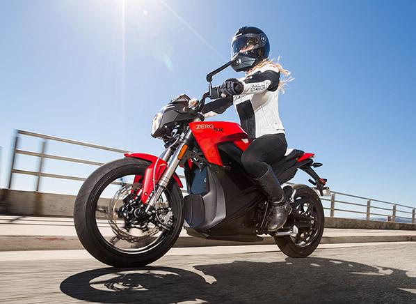 Zero Electric Motorcycles Quiet Efficient And Fun