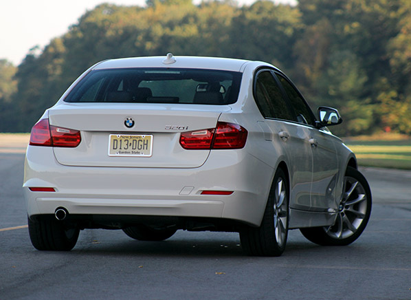 What Does The Bmw 320i Give Up With The Quot Less Is More