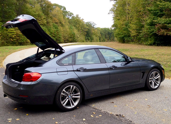 frisky bmw 428i gran coupe adds versatility to the recipe consumer reports news. Black Bedroom Furniture Sets. Home Design Ideas
