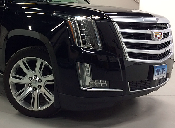 Cadillac Escalade Amends Its Bad Ride Manners Consumer