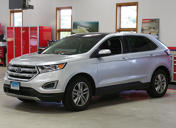Stop Sale Finds Ford Edge Under Water Consumer Reports