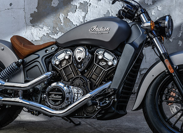 Harley Davidson Indian: Indian Scout And Roadmaster To Challenge Harley-Davidson
