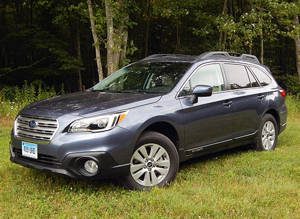 New 2015 Subaru Outback Adds Refinement To Utility