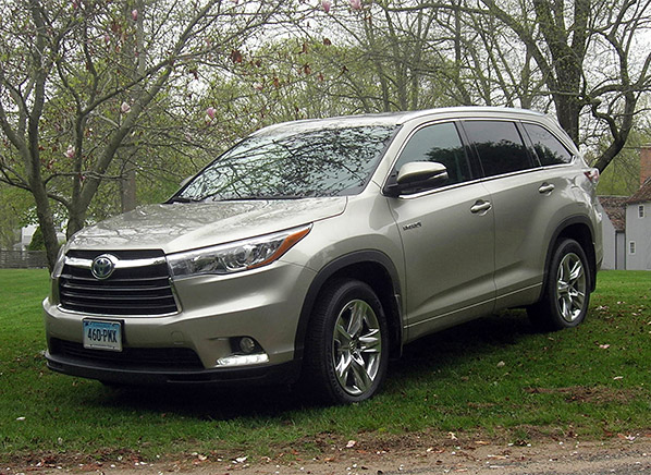 Challenges Buying a 2015 Toyota Highlander Hybrid ...