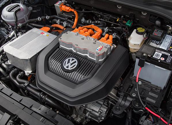 Volkswagen Egolf Proves Smooth Quiet And Quick