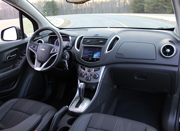 2015 Chevrolet Trax First Drive - Consumer Reports