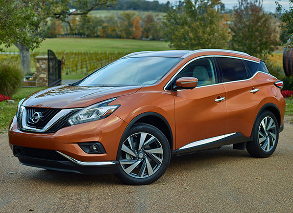 Novita Nissan 2015 2015 Nissan Murano