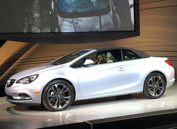 Video Cascada Brings Open Air Driving Back To Buick