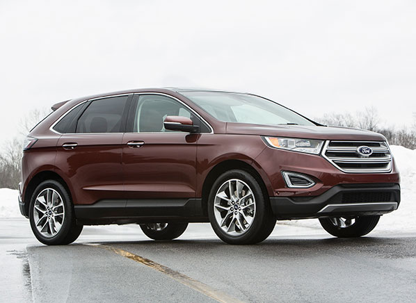 Ford edge winter tire packages cheap