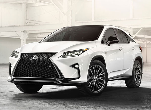 The Motoring World: USA RECALL - TOYOTA/LEXUS - A number of