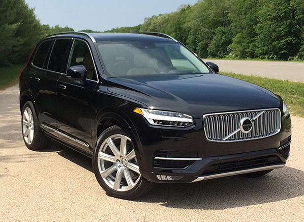 2016 Volvo Xc90 Suv Is Truly All New Consumer Reports