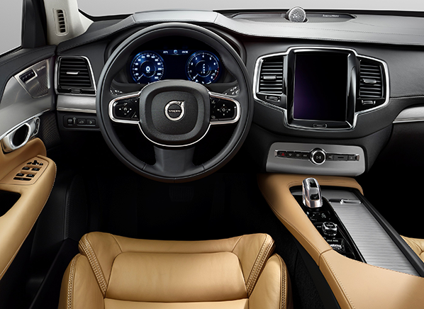 2016 Volvo XC90 SUV is Truly All New - Consumer Reports