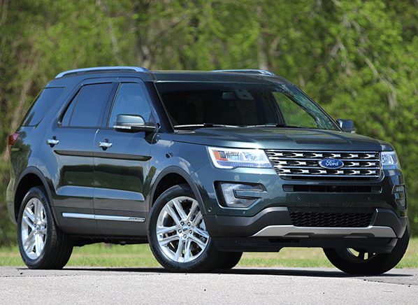 2016 Ford Explorer Receives Cosmetic And Powertrain