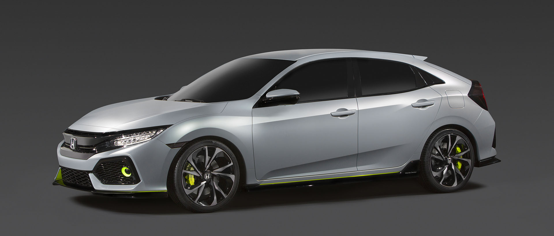 2017 Honda Civic Hatchback Joins Coupe And Sedan