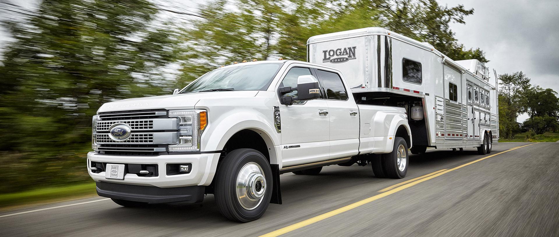2017 Ford Super Duty Pickup Truck Goes Aluminum Consumer