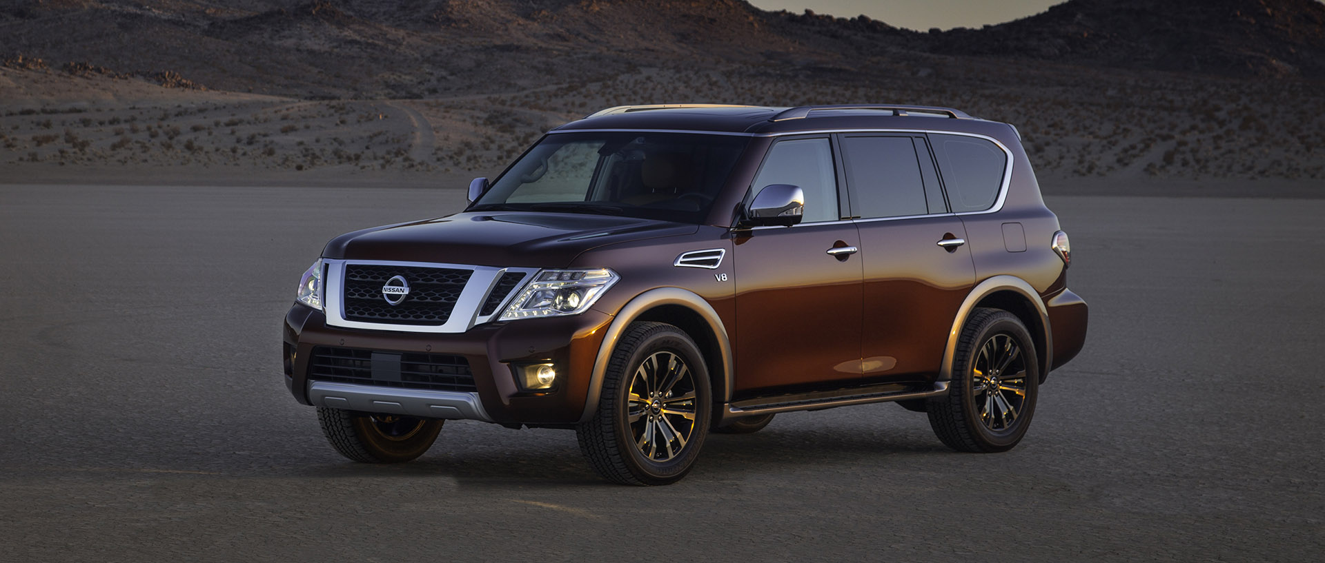 2017 nissan armada gets a full size update consumer reports. Black Bedroom Furniture Sets. Home Design Ideas