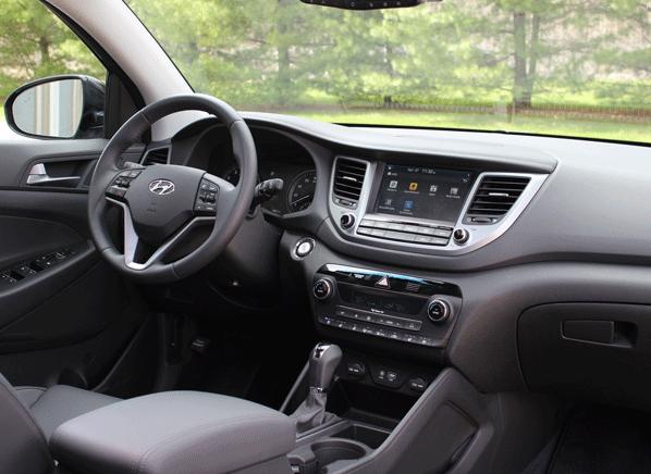2016 Hyundai Tucson Comes