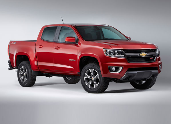 All New 2015 Chevrolet Colorado Pickup Truck Pricing And