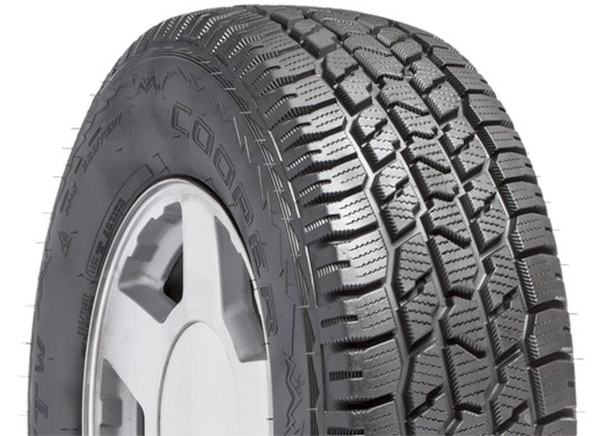 Cooper Discoverer A Tw All Terrain Winter Tire Consumer