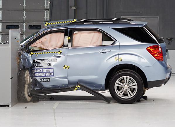Honda Pilot Kia Sorento Mazda Cx 9 Crash Test