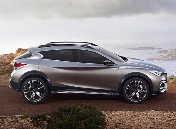 Mattresses Consumer Reports Infiniti QX30 | New York Auto Show - Consumer Reports