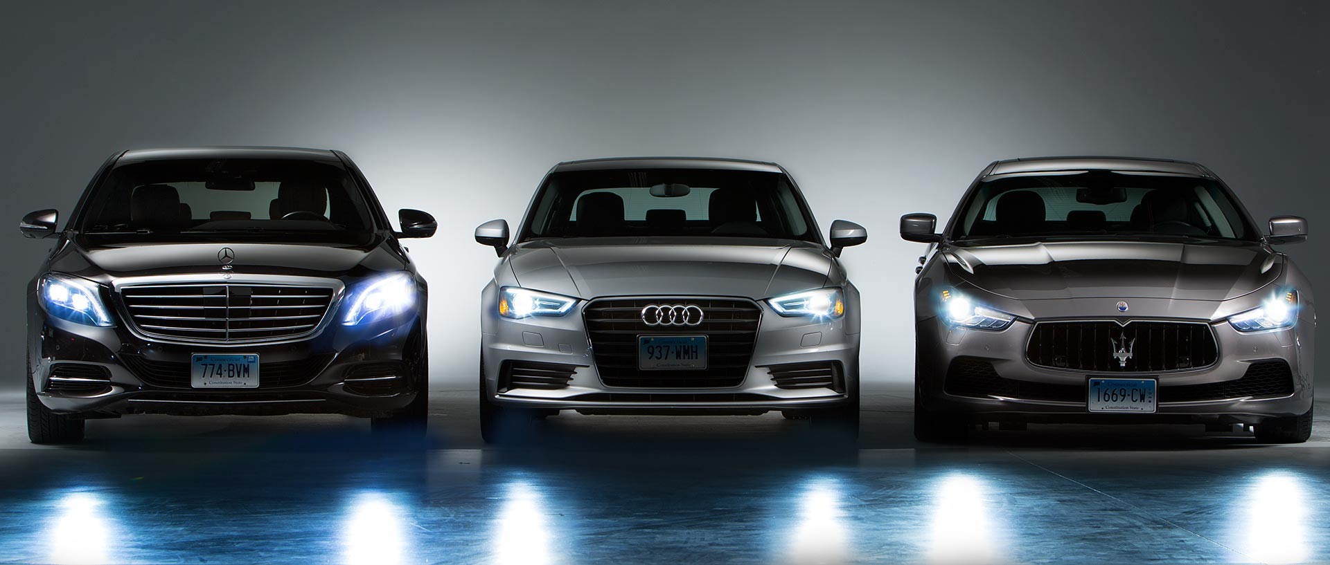 Car Headlight Performance Found To Be Not So Bright