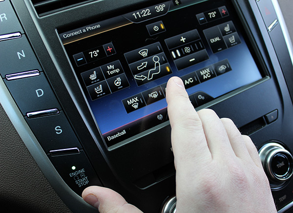 Recalled Lincoln Mkc Gets New Shift Buttons Consumer Reports