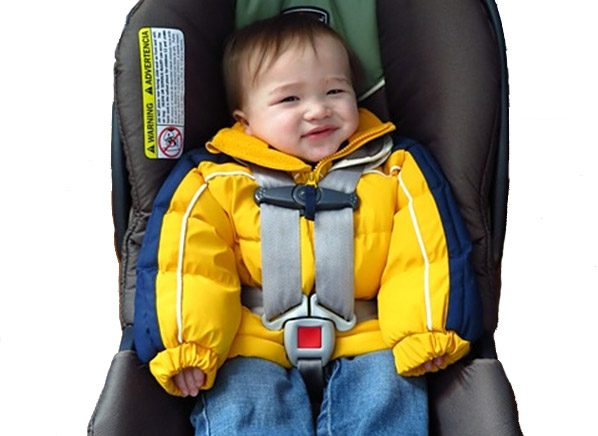 Car Seats And Winter Coat Safety Winter Coats And Car Seats