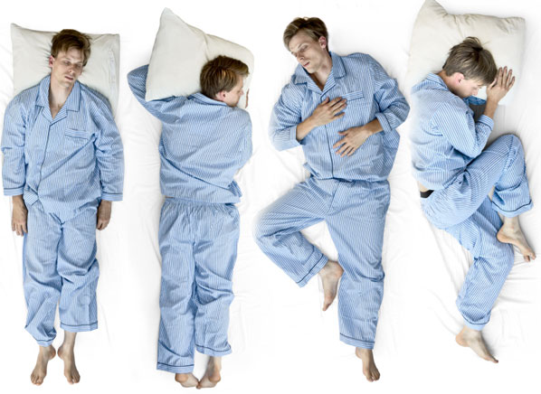 Best Sleeping Positions Consumer Reports