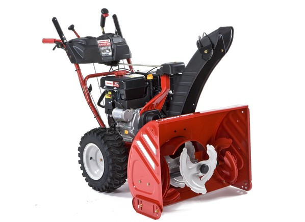troy bilt snow blowers the right snow blower for your snow consumer reports 29116